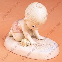 """Precious Moments """"Love Letters in the Sand"""" by Precious Moments [並行輸入品]"""