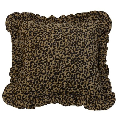 HiEnd Accents San Angelo Leopard Print Pillow by HiEnd Accents