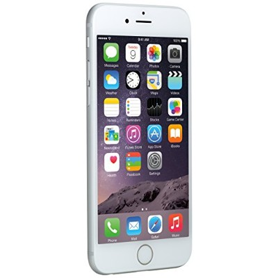 Apple SoftBank iPhone6 16GB A1586 (MG482J/A) シルバー