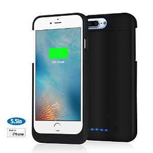MAXNON iphone7/7plus iphone6/6s バッテリーケース 4000mAh MFI認証 (Made For iPhone取得済)モバイルバッテリー バッテリー内蔵ケース 超軽量...