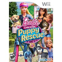 Barbie and Her Sisters: Puppy Rescue (輸入版)