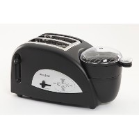 West Bend TEM500W Egg and Muffin Toaster by Focus Electrics, LLC