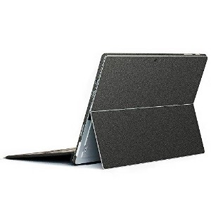 wraplus for Surface Pro / Pro 4 【ガンメタリック】 スキンシール 側面 背面 カバー フィルム 保護 ケース