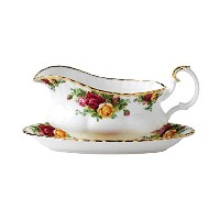 Royal Albert Old Country Roses Gravy Boat by Royal Albert
