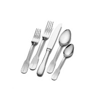 Wallace Delaney 20-Piece Flatware Set by Wallace
