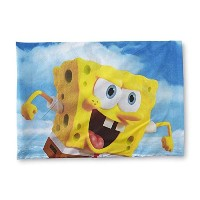 SpongeBob SquarePants Reversible Standard Pillowcase