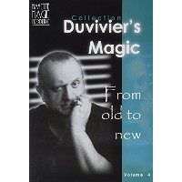 MMS Duvalier's Magic Volume 4: from Old to New by Dominique Duvalier - DVD [並行輸入品]