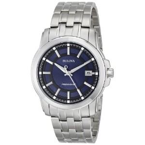 Bulova Men's 96B159 Precisionist Round Watch【並行輸入品】