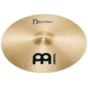 Meinl Byzance Cymbale Ride traditionnelle Ping 20""