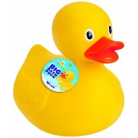 Toysmith Big Bath Duck (8.5-Inch) by Toysmith [並行輸入品]