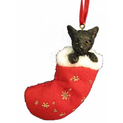 E&S Pets orn222-5 Santa's Little Pals Christmas Ornaments by E&S Pets