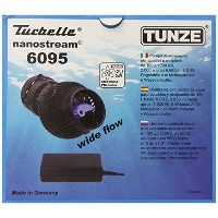 Tunze USA 6095.000 Nano Stream Propeller Pump, Features Electronic Speed Control, 2500-Gallon by...