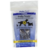 PalaTech Canine Tricky Treats Roasted Chicken Flavor (5.29 oz) by Tricky Treats