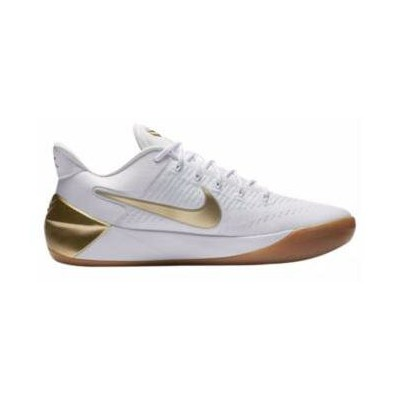 "NIKE KOBE AD A.D. ""Big Stage"" メンズ White/Metallic Gold-Metallic Gold ナイキ コービー バッシュ"