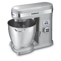 Cuisinart SM-70BC 7-Quart 12-Speed Stand Mixer, Brushed Chrome [並行輸入品]