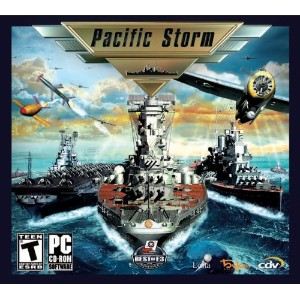 Pacific Storm (Jewel Case) (輸入版)