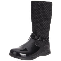 Pediped Girls ' Naomi Boot カラー: ブラック