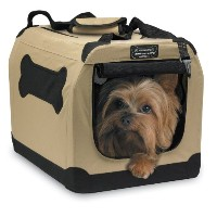 Petnation Indoor/Outdoor Pet Home, 16-Inch, for Pets up to 10 Pounds by Petnation