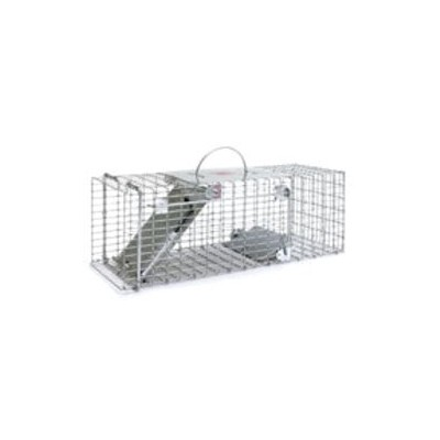 Millerco Single Door Live Trap 18 X 6 X 6 Inch LT1