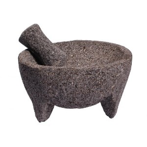 Ancient Cookware Lava Stone Molcajete by Ancient Cookware