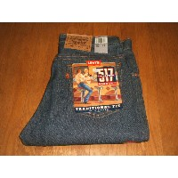 LEVIS(リーバイス) 517 ブーツカット Lot 20517-0217 1990年代 MADE IN USA(アメリカ製) 実物デッドストック W33×L34