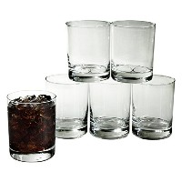 6PC Old Fash Glass by Luminarc
