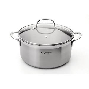 "Berghoff Bistro 9.5 "" Covered Stockpot"