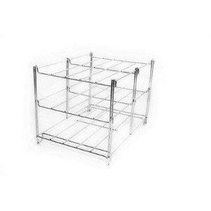 KOVOT 3-Tier Oven Rack - Maximizes Cooking Space In Your Oven by Kovot