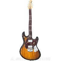 Music ManStingRay Guitar(Vintage Tobacco / Rosewood Fingerboard / Shell Pickguard)《エレキギター》【送料無料】...