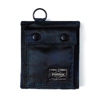 (ヘッド・ポーター) HEAD PORTER | HIGHLAND | WALLET (S) GREEN