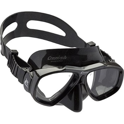Cressi Focus mask Spearfishing  魚突き用マスク