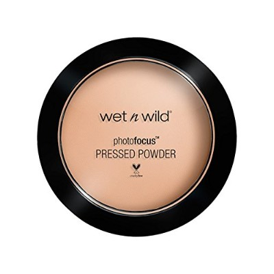 WET N WILD Photo Focus Pressed Powder - Neutral Buff (並行輸入品)