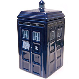 Underground Toys - Figurine - Doctor Who - Tardis cookie Jar en céramique - 5024095218817