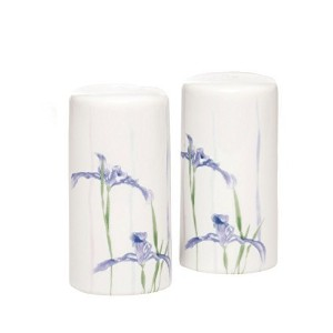 Salt & Pepper Gift Box Coordinates w/ Corelleテつョ Shadow Iris by CORELLE