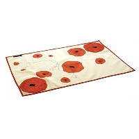 Poppy Chef's Towel by Charles Viancin