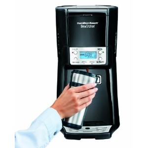 Hamilton Beach 48463 Brew Station Summit 12-Cup Dispensing Drip Coffeemaker [並行輸入品]