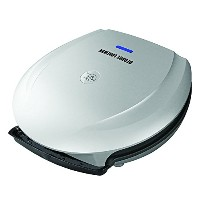 George Foreman GR0030P Jumbo Sized Grill, Platinum by George Foreman [並行輸入品]