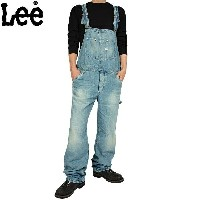 15%OFFクーポン対象商品!Lee/リー AMERICAN RIDERS OVERALLS LM4254-556 オーバーオール ワークパンツ 【LM4254-556】 《WIP》 ミリタリー...