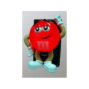 M & M Candy Red Night Light