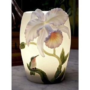 ハチドリ& cattleya orchid Night Lamp by Ibis & Orchidデザイン