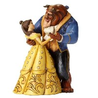 Disney Traditions by Jim Shore Beauty and the Beast Belle Dancing Stone Resin Figurine