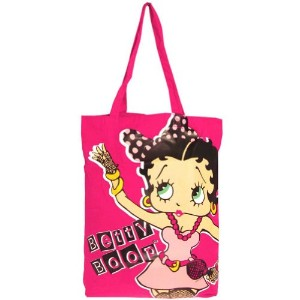 Betty Boop Tote Bag ベティ・ブープ トートバック ピンク