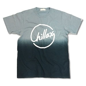 RHC Ron Herman (ロンハーマン):Chillax Gradation Logo Tee Gray/Black