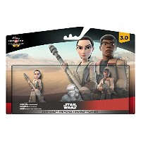 Disney Infinity 3.0: Force Awakens EU Playset Pack (PS4/PS3/Xbox One/Xbox 360/Nintendo Wii U) (輸入版)
