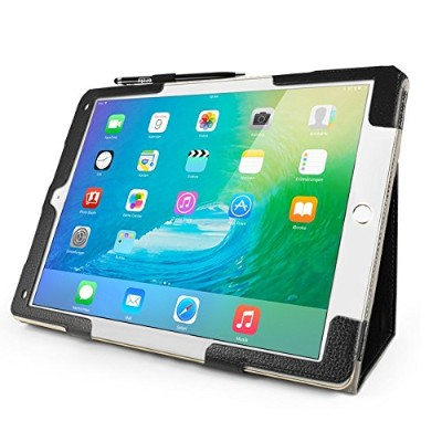 ORZLY MULTI FUNCTION TABLET CASE 多機能 アイパッドプロ ケース iPAD PRO 9.7 (2016) 対応 (黒 多機能 ケース iPAD PRO 9.7 ...