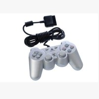 Playstation 2 Force 2 Controller - Silver (輸入版)