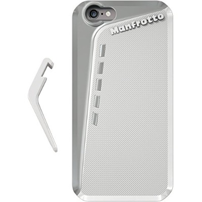 Manfrotto MCKLYP6-WH KLYP Bumper Case for iPhone 6 with Kickstand (White) [並行輸入品]