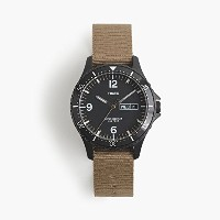 J.CREW×TIMEX 別注ダイバーズウォッチ Andros Watch