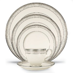 Noritake Cirque 5-piece Place Setting