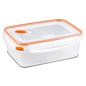 Sterilite - Clinton Sc 03221106 8.3 Cups Rectangle Ultra-Seal Container